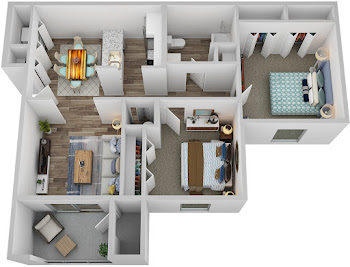 Go to Naxos Floorplan page.