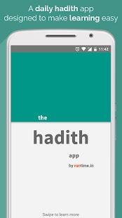 The Hadith App - náhled
