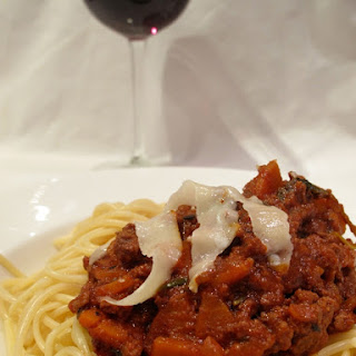 Ragù alla bolognese from Giorgio Locatelli's Made in Italy Food and Stories
