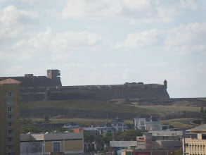 Photo: One of San Juan's forts