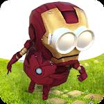 Minion Avenger run