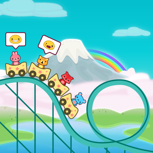 Crazy Coasters: Rainbow Road file APK Free for PC, smart TV Download