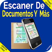 Escaner De Documentos Y Mas