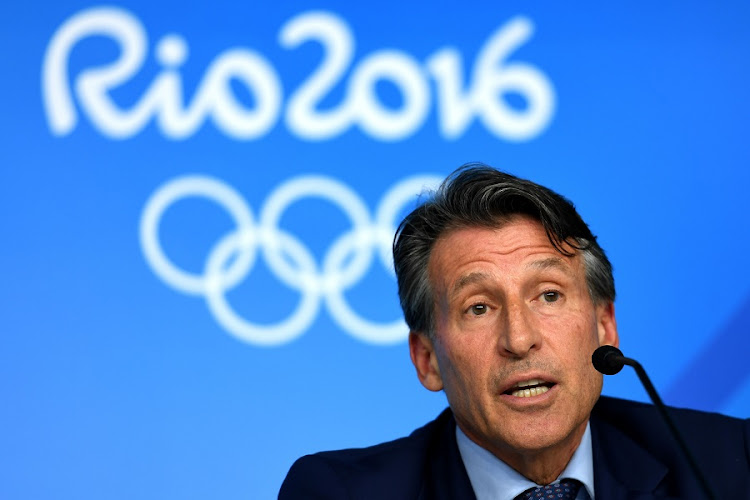 Sebastian Coe. Picture: GETTY IMAGES/SHAUN BOTTERILL