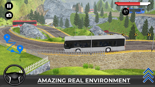 US Offroad Bus Driving Simulator 2018 1.0.1 screenshots 6