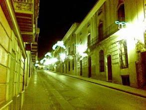"""Photo: La Navidad llega a mi """"nueva vieja calle"""""""