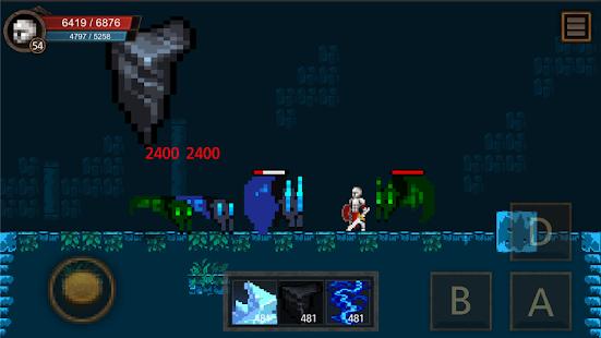 횡스크롤 성장형 RPG : 지켜라! 용사님 - náhled
