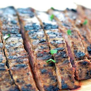 San Diego Style Carne Asada.