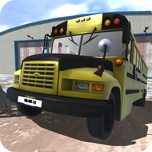 Airport Bus Driver 3D Sim Game 模擬 App LOGO-硬是要APP