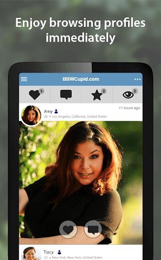BBWCupid - BBW Dating App 2.1.6.1557 screenshots 10