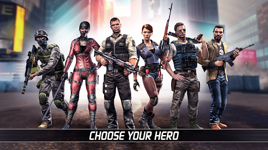 UNKILLED: MULTIPLAYER ZOMBIE SURVIVAL SHOOTER GAME- gambar mini screenshot