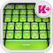 Color Green Keyboard Theme 2.0 Apk