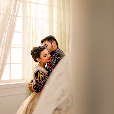 Wedding photographer Manish Patel (THETAJSTUDIO). Photo of 25.11.2017