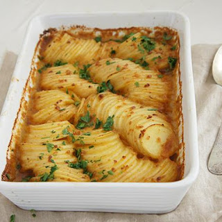 French Onion Potato Bake.