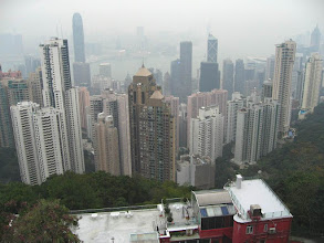 Photo: #016-Les tours de Hong Kong Island