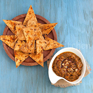 Mixed Vegetable Chutney (Dip)
