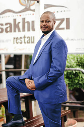 Sakhumzi Maqubela is on a mission to help communities save money.