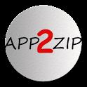 App2zip icon
