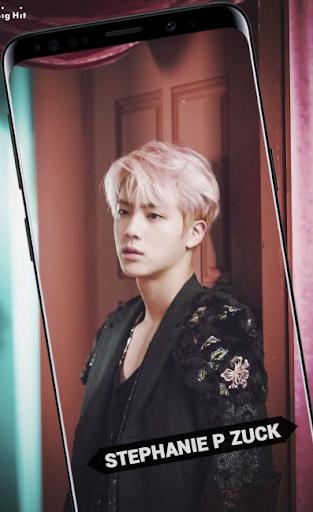 New Bts Jin Wallpaper Kpop Live Apk Download Apkpure Co