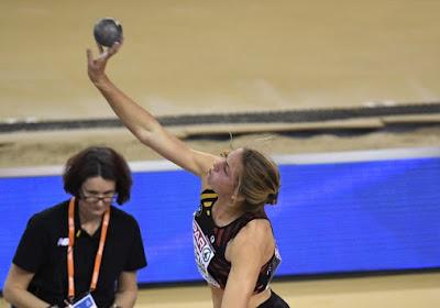 Troisième épreuve compliquée pour Hanne Maudens à l'Euro indoor d'athlétisme de Glasgow