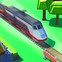 Idle Trains icon