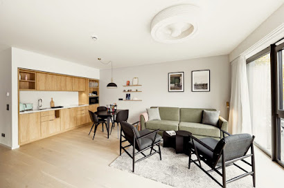 Wilde Checkpoint Charlie Serviced Apartment, Mitte