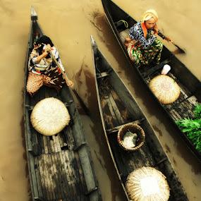 .: double U :. by Faizal Fahmi - Transportation Boats