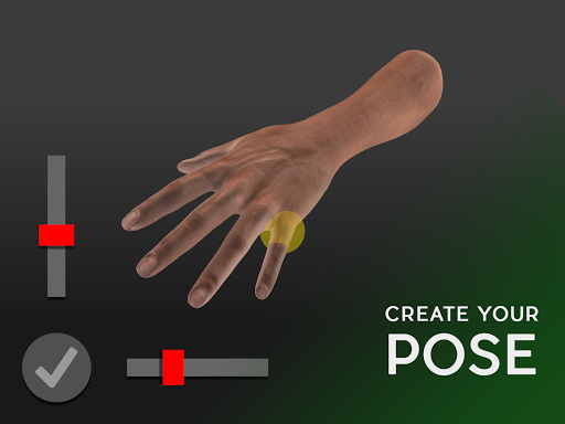 Hand Draw 3D Pose Tool FREE ss1