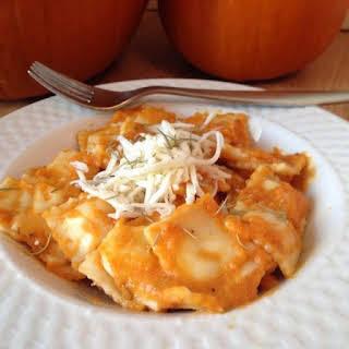 Pumpkin Pasta Sauce.