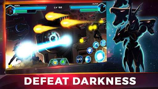 Dragon Shadow Battle: Dragon Ball Z - Super Saiyan apkpoly screenshots 9