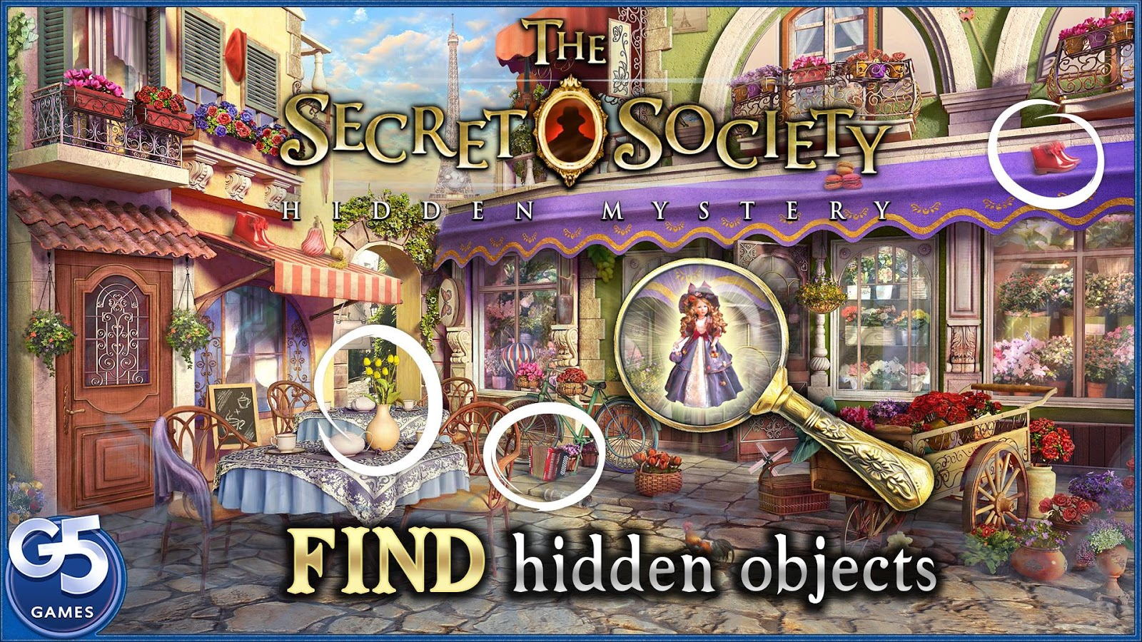 The Secret Society®- screenshot