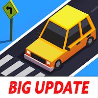 Traffic Car Turn- Free Road Game