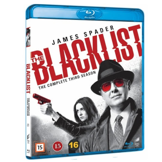 The Blacklist - Season 3 (Blu-ray)