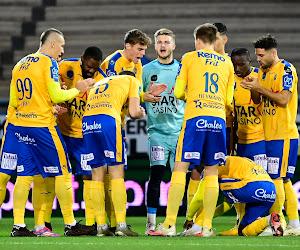 Waasland-Beveren en stage sans cinq joueurs restés en quarantaine