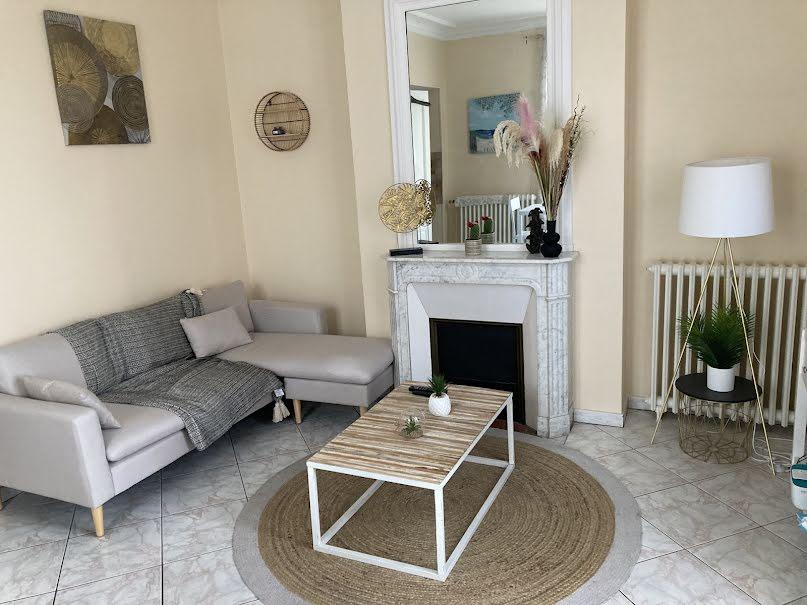 Location  appartement 2 pièces 50 m² à Saint-Quentin (02100), 500 €