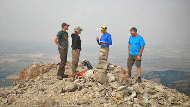 Photo: Summit of Ross Peak