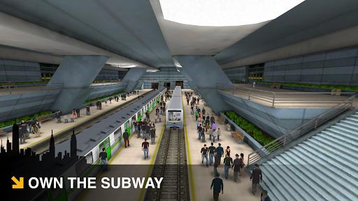 Subway Simulator 3D 1.20.1 screenshots 4