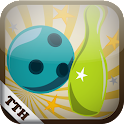 Bowling in Home 3D - King pin icon