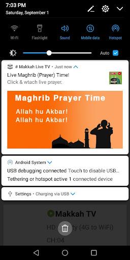 Live Makkah Madinah TV (FREE) 14 screenshots 4
