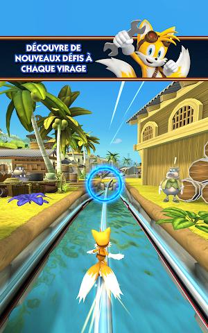 android Sonic Dash 2: Sonic Boom Screenshot 2