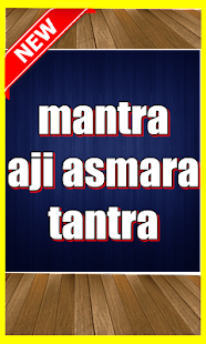 Mantra Ampuh Aji Asmara Tantra - náhled