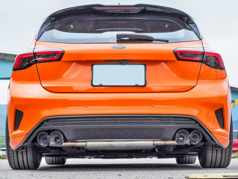 Focus改裝大集結(一)-MK4新車改裝分析+改裝實例-SpecR汽車性能情報