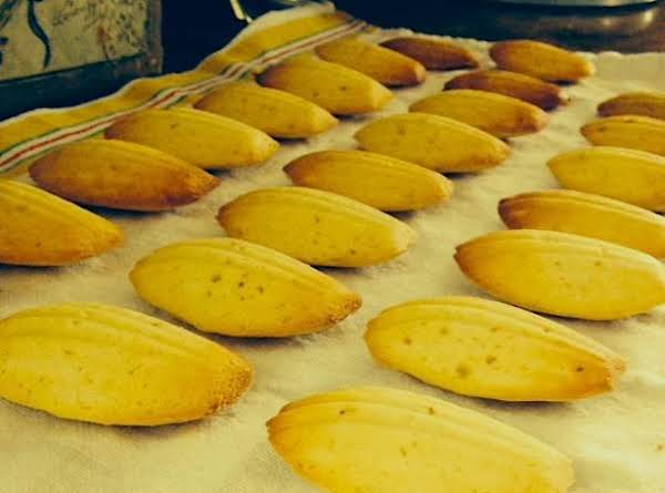 Classic French Madeleines Recipe