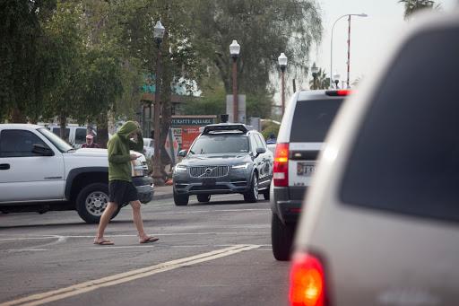 Uber had track record of crashes before Arizona fatality