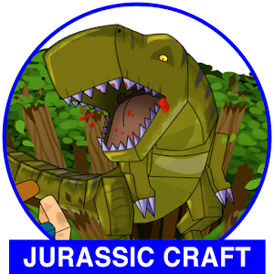 Jurassic Craft adventure mod for MCPE for PC