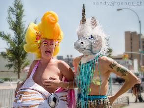 Photo: The Coney Island Mermaid Parade - 2013