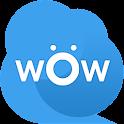 weawow weather app - Logo
