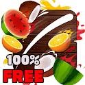 Fruits Cut - 3D HD Free icon