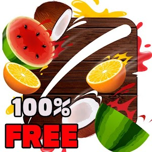 Fruits Cut – 3D HD Free for PC and MAC