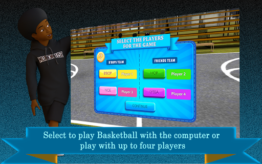 B'Bop and Friends 3D Basketball hack tool